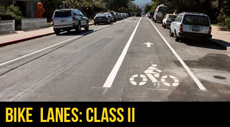 BikeLanesClassII