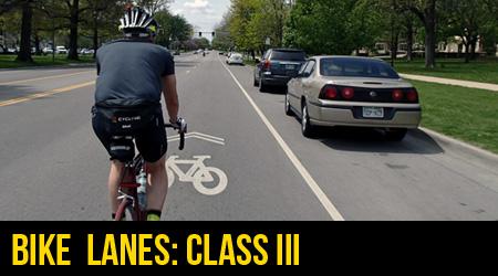 BikeLanesClassIII