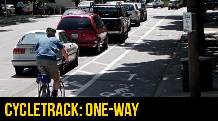 CycletrackOneWay