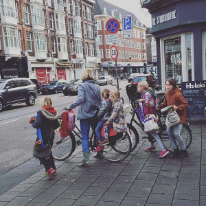 Photo by Amsterdam Cycle Chic